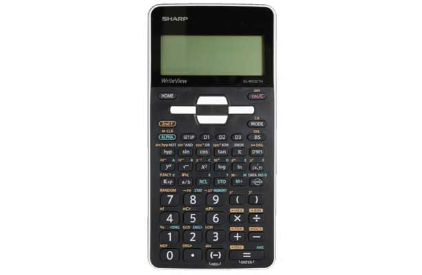Sharp ELW532THBWH Scientific Calculator Main Image