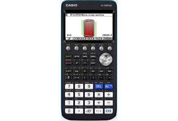 Casio FX-CG50AU Graphics Calculator