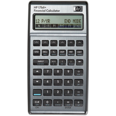 HP 17biiPlus Financial Calculator