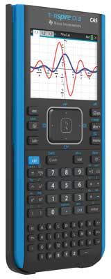 TI-Nspire CX II CAS Graphing Calculator Image 2