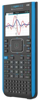 TI-Nspire CX II CAS Graphing Calculator Image 3