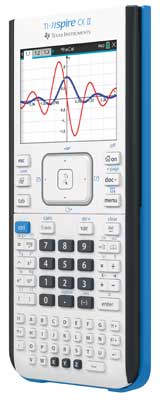 TI-Nspire CX II Graphing Calculator  Image 2
